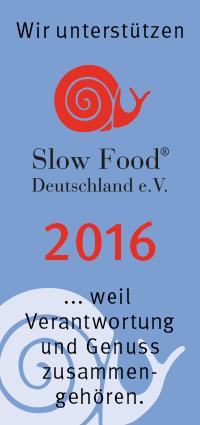 Slow Food Unterstützer
